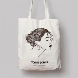 Tote bag Tass Joies